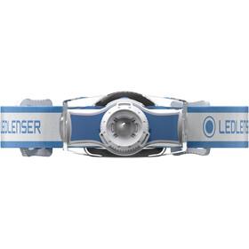 Ledlenser MH3 Linterna frontal, azul